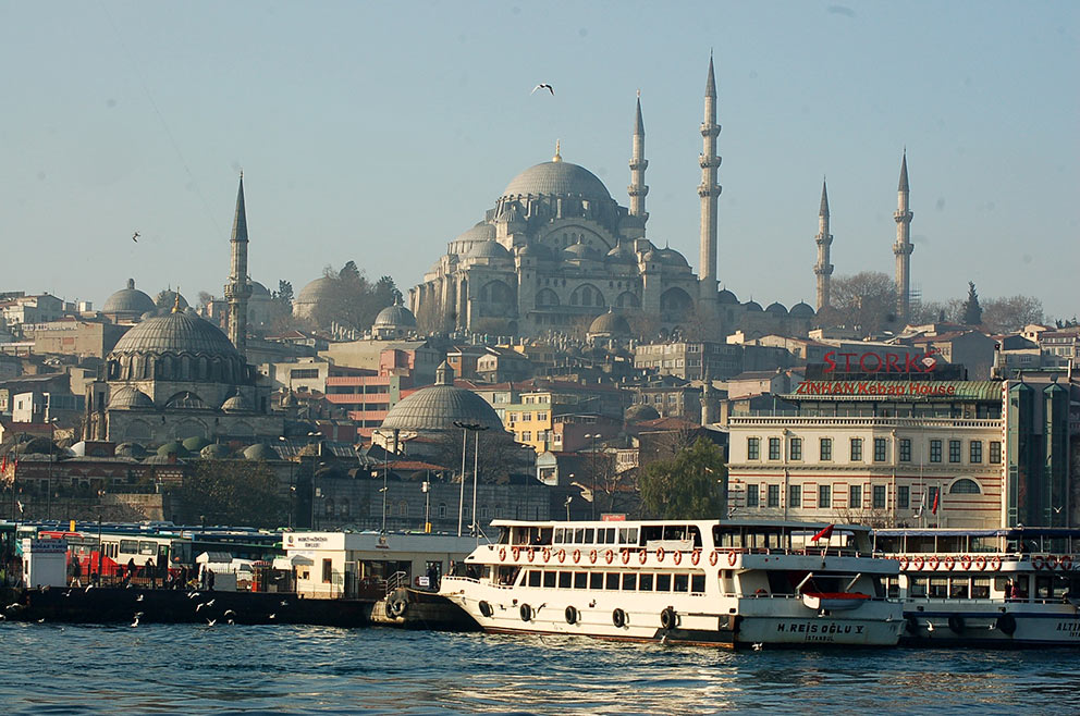 Tours of Turkey